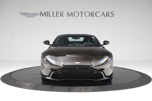 New 2020 Aston Martin Vantage for sale $184,787 at Bugatti of Greenwich in Greenwich CT 06830 12