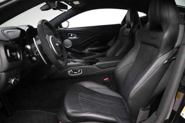 New 2020 Aston Martin Vantage Coupe for sale $184,787 at Bugatti of Greenwich in Greenwich CT 06830 14