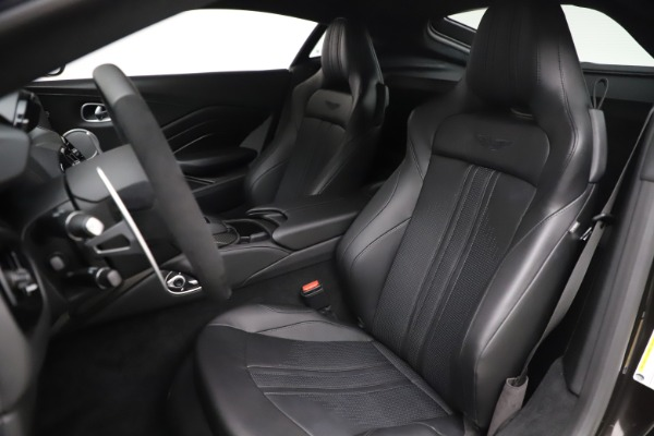 New 2020 Aston Martin Vantage Coupe for sale $184,787 at Bugatti of Greenwich in Greenwich CT 06830 15