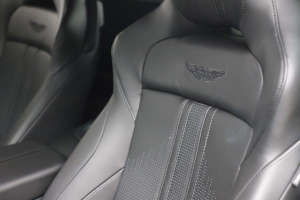 New 2020 Aston Martin Vantage for sale $184,787 at Bugatti of Greenwich in Greenwich CT 06830 16