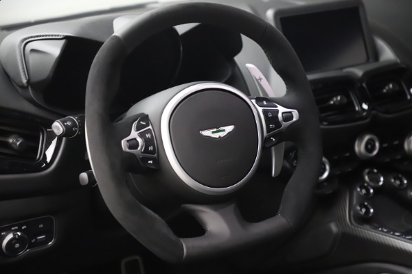 New 2020 Aston Martin Vantage Coupe for sale $184,787 at Bugatti of Greenwich in Greenwich CT 06830 17