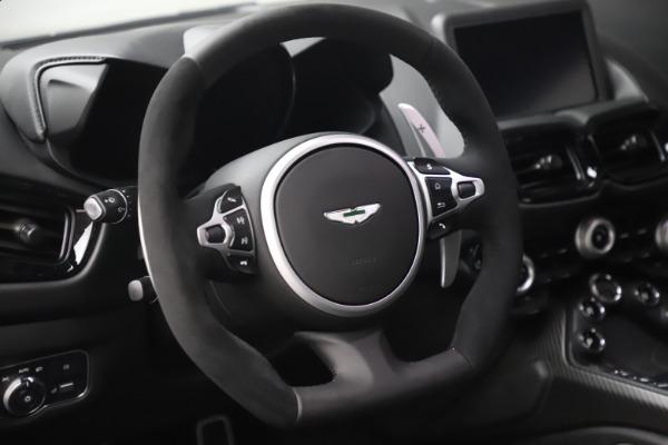 New 2020 Aston Martin Vantage for sale $184,787 at Bugatti of Greenwich in Greenwich CT 06830 17