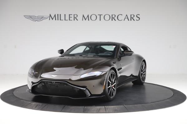 New 2020 Aston Martin Vantage for sale $184,787 at Bugatti of Greenwich in Greenwich CT 06830 2