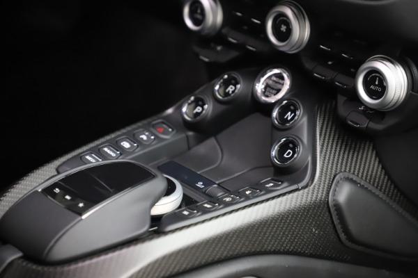 New 2020 Aston Martin Vantage for sale $184,787 at Bugatti of Greenwich in Greenwich CT 06830 22