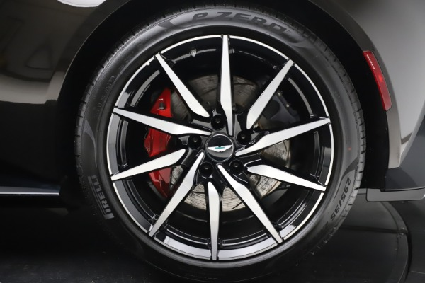 New 2020 Aston Martin Vantage Coupe for sale $184,787 at Bugatti of Greenwich in Greenwich CT 06830 23