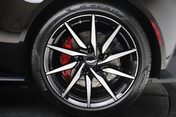New 2020 Aston Martin Vantage for sale $184,787 at Bugatti of Greenwich in Greenwich CT 06830 23