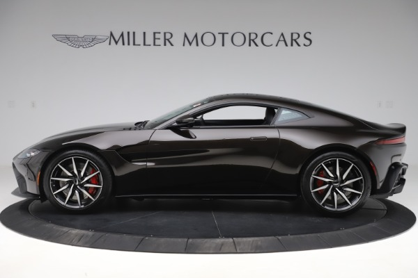New 2020 Aston Martin Vantage Coupe for sale $184,787 at Bugatti of Greenwich in Greenwich CT 06830 3
