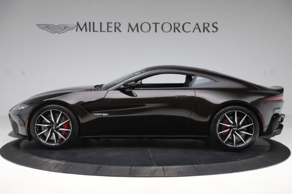 New 2020 Aston Martin Vantage for sale $184,787 at Bugatti of Greenwich in Greenwich CT 06830 3