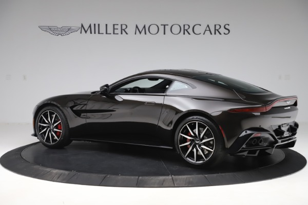 New 2020 Aston Martin Vantage Coupe for sale $184,787 at Bugatti of Greenwich in Greenwich CT 06830 4