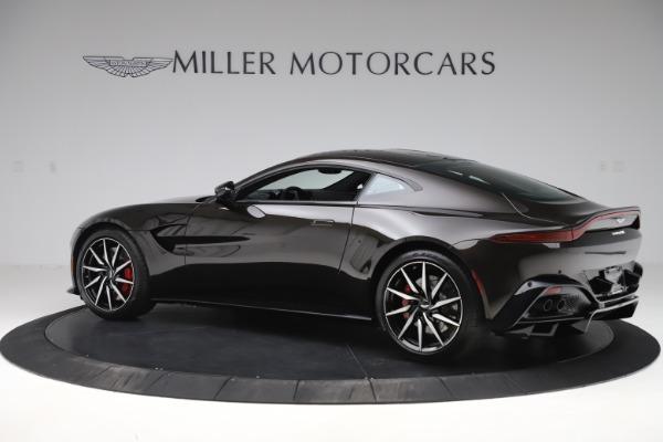 New 2020 Aston Martin Vantage for sale $184,787 at Bugatti of Greenwich in Greenwich CT 06830 4