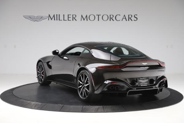 New 2020 Aston Martin Vantage Coupe for sale $184,787 at Bugatti of Greenwich in Greenwich CT 06830 5