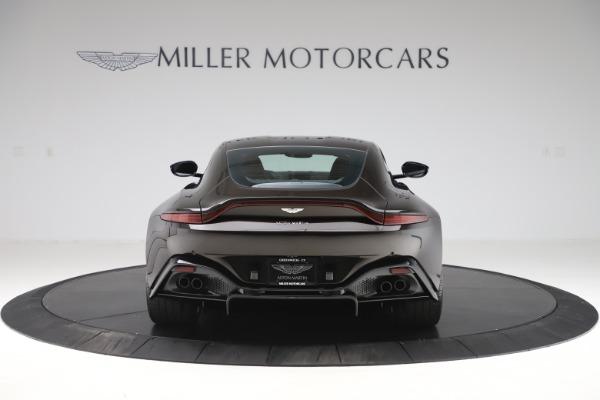 New 2020 Aston Martin Vantage Coupe for sale $184,787 at Bugatti of Greenwich in Greenwich CT 06830 6