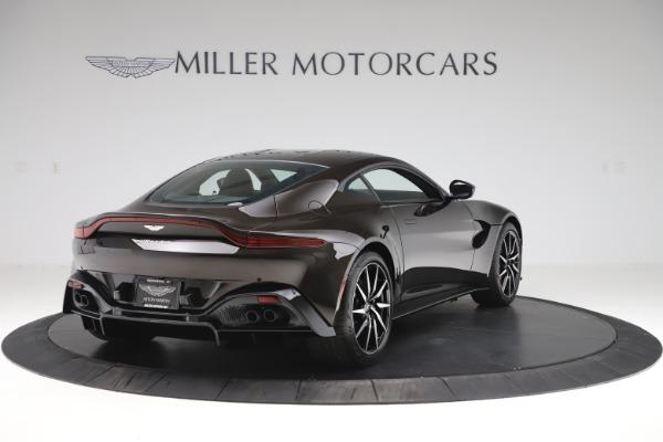 New 2020 Aston Martin Vantage Coupe for sale $184,787 at Bugatti of Greenwich in Greenwich CT 06830 7