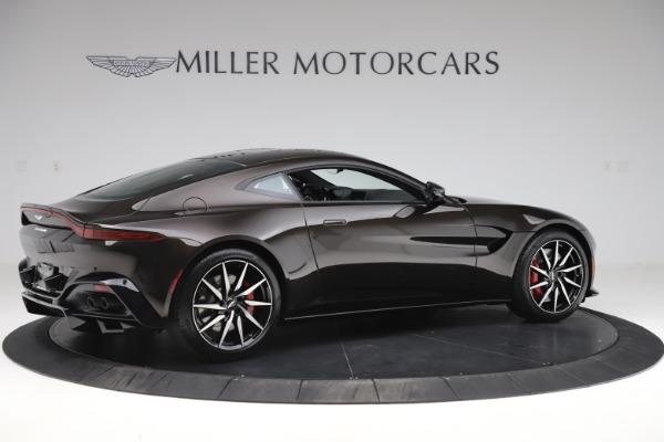 New 2020 Aston Martin Vantage Coupe for sale $184,787 at Bugatti of Greenwich in Greenwich CT 06830 8