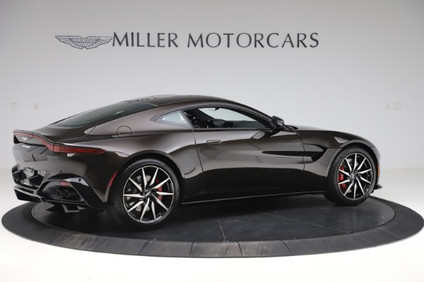 New 2020 Aston Martin Vantage for sale $184,787 at Bugatti of Greenwich in Greenwich CT 06830 8