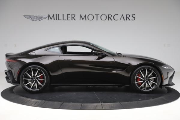 New 2020 Aston Martin Vantage for sale $184,787 at Bugatti of Greenwich in Greenwich CT 06830 9