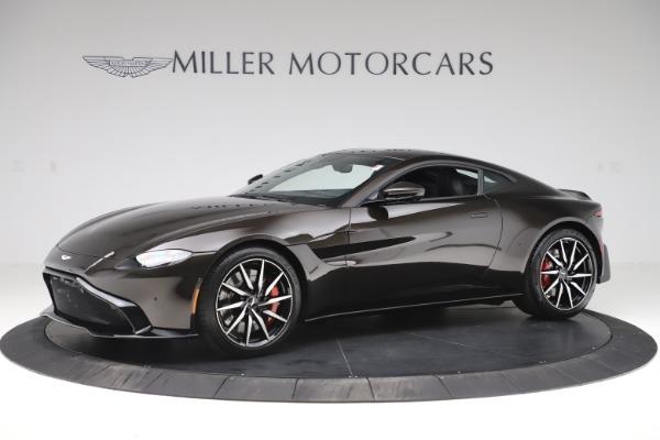 New 2020 Aston Martin Vantage for sale $184,787 at Bugatti of Greenwich in Greenwich CT 06830 1