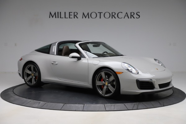 Used 2018 Porsche 911 Targa 4S for sale $134,900 at Bugatti of Greenwich in Greenwich CT 06830 10