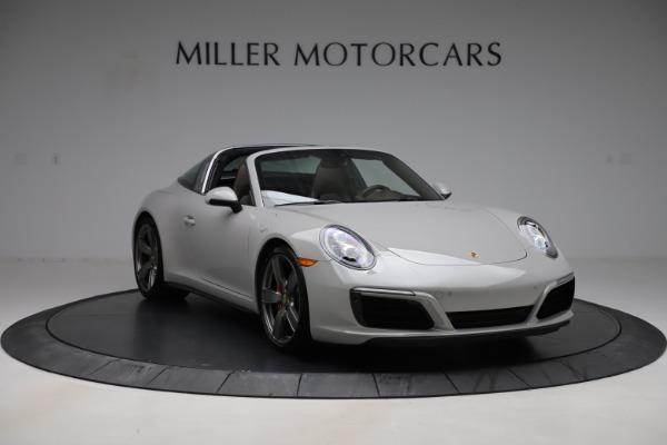Used 2018 Porsche 911 Targa 4S for sale $134,900 at Bugatti of Greenwich in Greenwich CT 06830 11