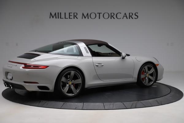 Used 2018 Porsche 911 Targa 4S for sale $134,900 at Bugatti of Greenwich in Greenwich CT 06830 14