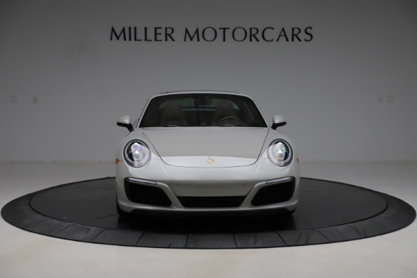Used 2018 Porsche 911 Targa 4S for sale $134,900 at Bugatti of Greenwich in Greenwich CT 06830 16