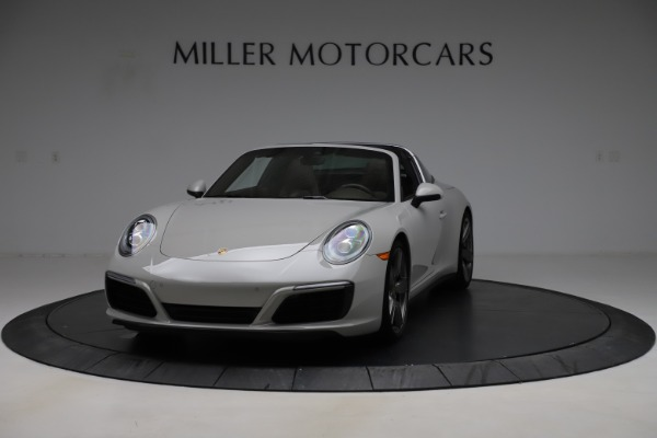 Used 2018 Porsche 911 Targa 4S for sale $134,900 at Bugatti of Greenwich in Greenwich CT 06830 2