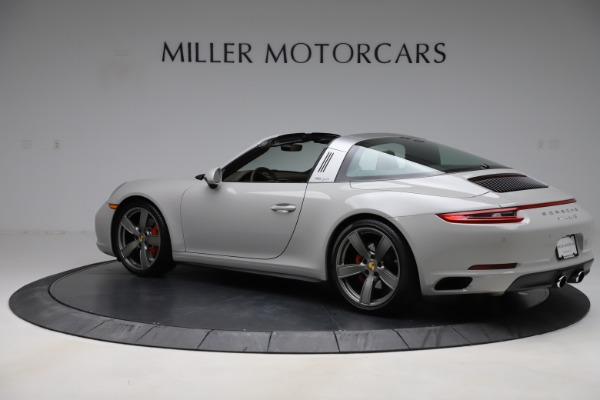 Used 2018 Porsche 911 Targa 4S for sale $134,900 at Bugatti of Greenwich in Greenwich CT 06830 4