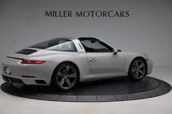 Used 2018 Porsche 911 Targa 4S for sale $134,900 at Bugatti of Greenwich in Greenwich CT 06830 8