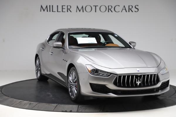 New 2020 Maserati Ghibli S Q4 for sale Sold at Bugatti of Greenwich in Greenwich CT 06830 11