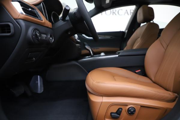 New 2020 Maserati Ghibli S Q4 for sale Sold at Bugatti of Greenwich in Greenwich CT 06830 14