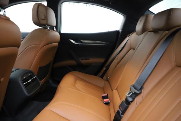 New 2020 Maserati Ghibli S Q4 for sale Sold at Bugatti of Greenwich in Greenwich CT 06830 19