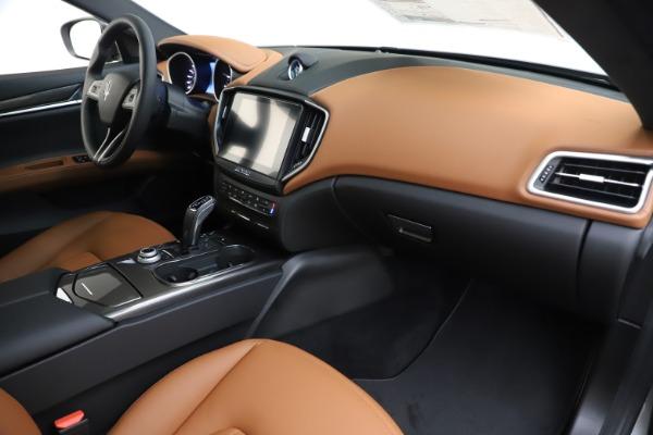 New 2020 Maserati Ghibli S Q4 for sale Sold at Bugatti of Greenwich in Greenwich CT 06830 22