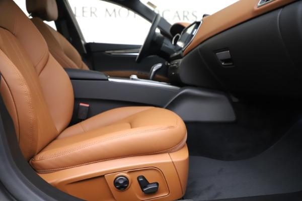 New 2020 Maserati Ghibli S Q4 for sale Sold at Bugatti of Greenwich in Greenwich CT 06830 23