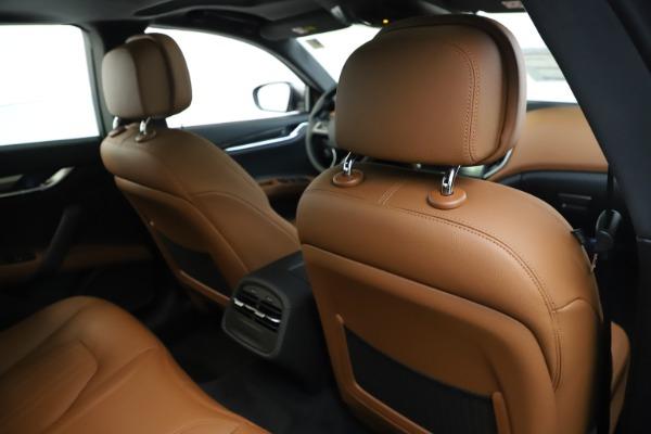 New 2020 Maserati Ghibli S Q4 for sale Sold at Bugatti of Greenwich in Greenwich CT 06830 28