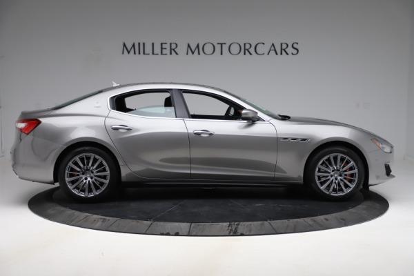 New 2020 Maserati Ghibli S Q4 for sale Sold at Bugatti of Greenwich in Greenwich CT 06830 9