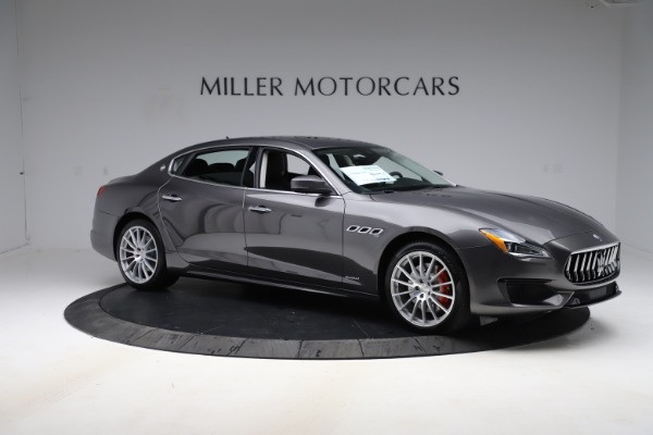 New 2020 Maserati Quattroporte S Q4 GranSport for sale $121,885 at Bugatti of Greenwich in Greenwich CT 06830 10