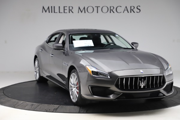 New 2020 Maserati Quattroporte S Q4 GranSport for sale $121,885 at Bugatti of Greenwich in Greenwich CT 06830 11