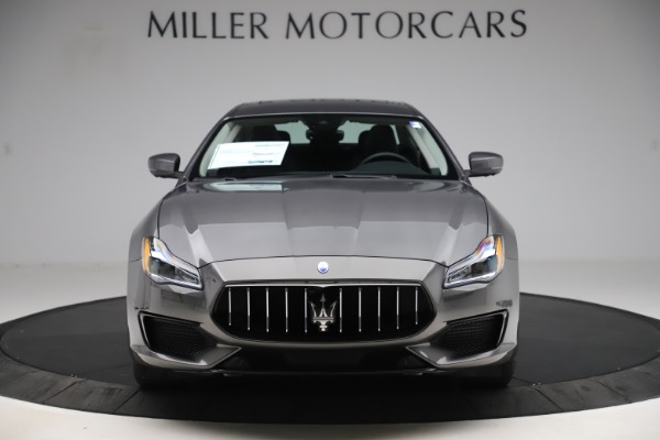 New 2020 Maserati Quattroporte S Q4 GranSport for sale $121,885 at Bugatti of Greenwich in Greenwich CT 06830 12