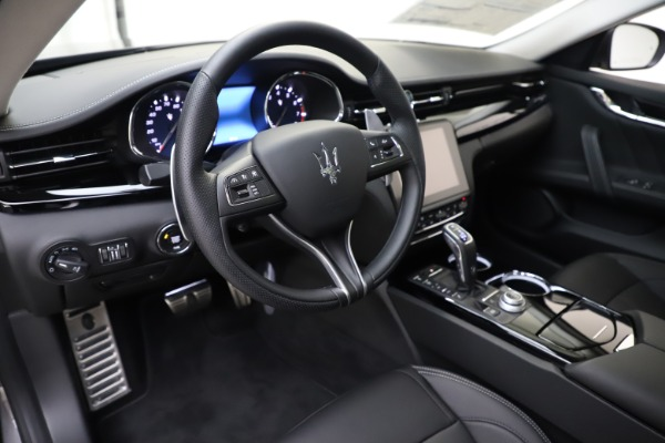 New 2020 Maserati Quattroporte S Q4 GranSport for sale $121,885 at Bugatti of Greenwich in Greenwich CT 06830 13