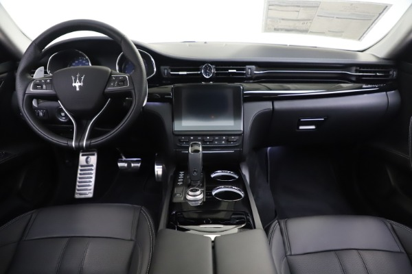 New 2020 Maserati Quattroporte S Q4 GranSport for sale $121,885 at Bugatti of Greenwich in Greenwich CT 06830 16