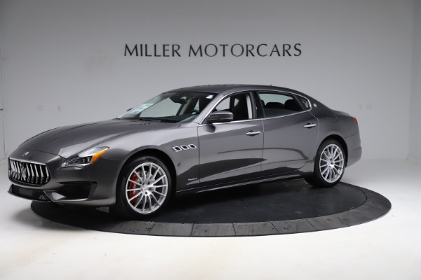 New 2020 Maserati Quattroporte S Q4 GranSport for sale $121,885 at Bugatti of Greenwich in Greenwich CT 06830 2