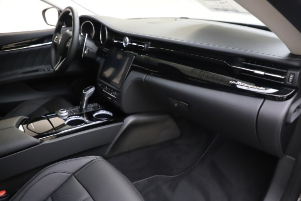 New 2020 Maserati Quattroporte S Q4 GranSport for sale $121,885 at Bugatti of Greenwich in Greenwich CT 06830 21