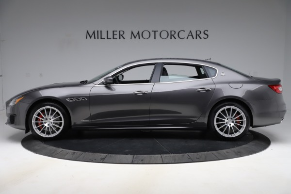 New 2020 Maserati Quattroporte S Q4 GranSport for sale $121,885 at Bugatti of Greenwich in Greenwich CT 06830 3