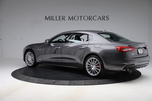 New 2020 Maserati Quattroporte S Q4 GranSport for sale $121,885 at Bugatti of Greenwich in Greenwich CT 06830 4