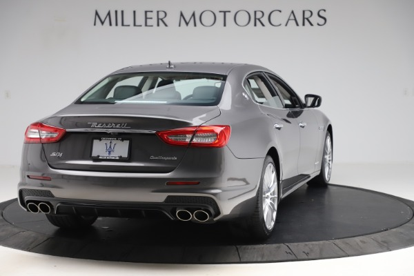 New 2020 Maserati Quattroporte S Q4 GranSport for sale $121,885 at Bugatti of Greenwich in Greenwich CT 06830 7