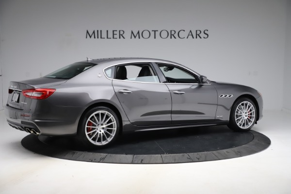 New 2020 Maserati Quattroporte S Q4 GranSport for sale $121,885 at Bugatti of Greenwich in Greenwich CT 06830 8