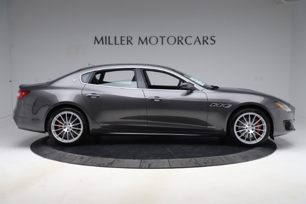 New 2020 Maserati Quattroporte S Q4 GranSport for sale $121,885 at Bugatti of Greenwich in Greenwich CT 06830 9