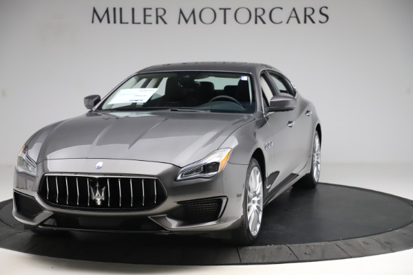 New 2020 Maserati Quattroporte S Q4 GranSport for sale $121,885 at Bugatti of Greenwich in Greenwich CT 06830 1