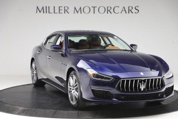 New 2020 Maserati Ghibli S Q4 GranLusso for sale $89,535 at Bugatti of Greenwich in Greenwich CT 06830 11