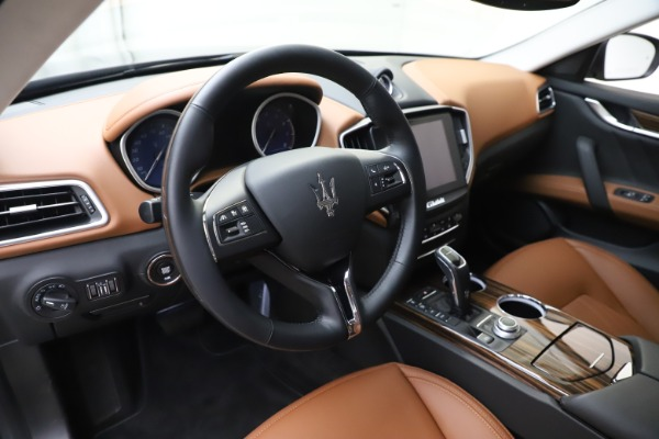 New 2020 Maserati Ghibli S Q4 GranLusso for sale $89,535 at Bugatti of Greenwich in Greenwich CT 06830 13